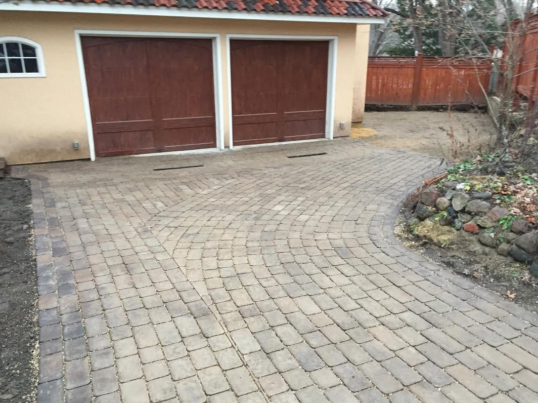 If You Want To Create An Interesting Patterned Look For Your Driveway,  Walkway, Or Patio, Brick Pavers Could Be A Great Choice Of Hardscaping  Material.